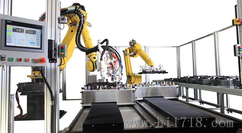 机器人涂胶机-大连华工创新科技股份有限公司