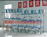 玻璃反应釜,单层玻璃反应釜,双层玻璃反应釜
