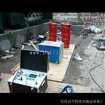 35kV/300mm2电缆1km的交流耐压试验,变频串联谐振试验装置