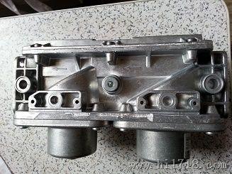 西门子VGD20.503燃气阀门