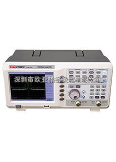 优利德UTS2010数字频谱分析仪