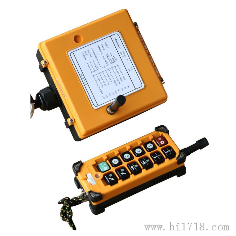 禹鼎厂家供应龙门吊工业遥控器f23-bb,f23-bb现货