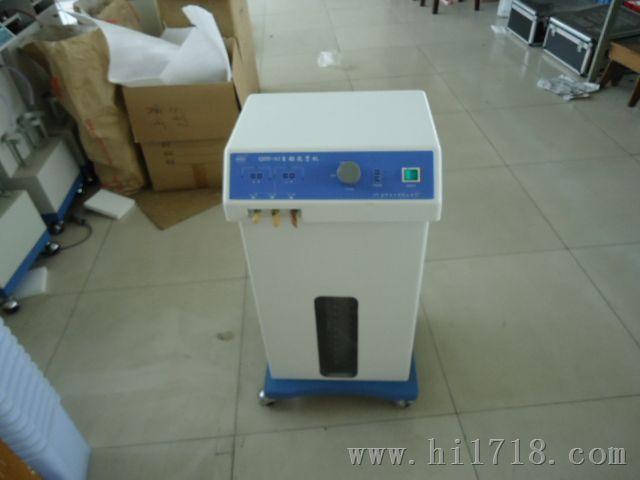 概 要:自动洗胃机由水泵 气泵,控制管路,控制电路,机箱组成;本机采用1