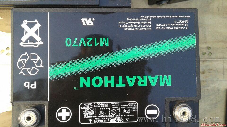 Marathon/M12V40/GNB蓄电池