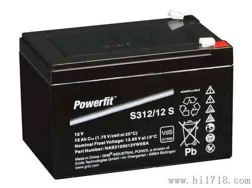 Powerfit\S312\12S\GNB蓄电池