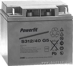 Powerfit/S312/40G5/GNB蓄电池