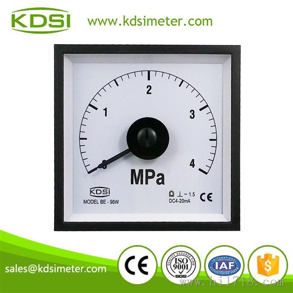 指针式直流电流表