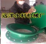 水泥管400/500/600玻璃钢拍门安装