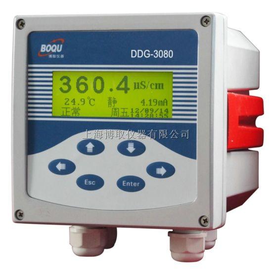 在线电导率仪用于氢离子小阳床 电导电极常数K=0.01/cm