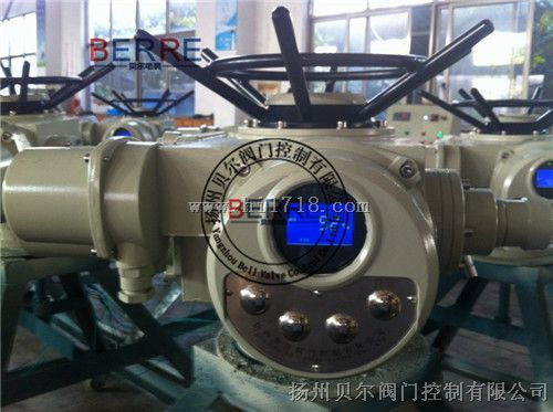 MODBUS工业总线电动执行器