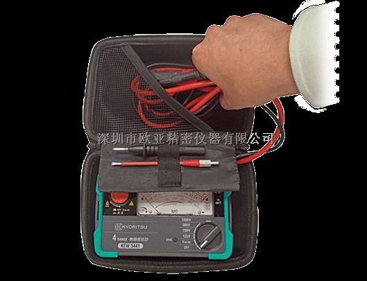 日本共立KEW3431接地电阻测试仪