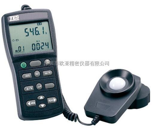 泰仕TES-1339R高精度照度计,泰仕TES-1339R专业级照度计