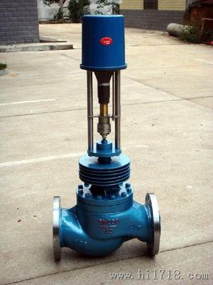 调节蒸汽电动调节阀图片_高清图_细节图-金湖华普自动图片