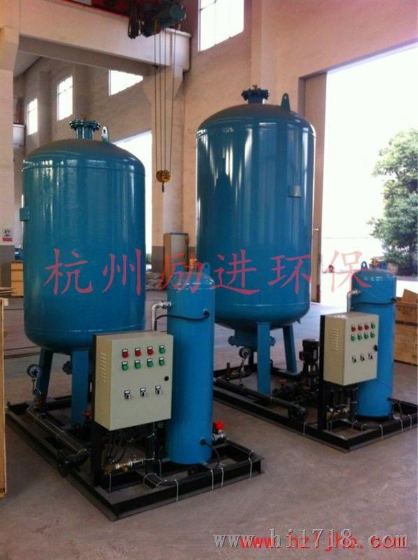 真空脱气罐,水泵,压力变送器,水位传感器,智能控制柜,电动球阀,底座及