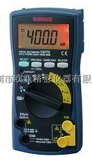 日本三和(sanwa)CD772紧凑型真有效值数字万用表