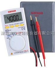 日本三和(sanwa)PM3多功能数字万用表