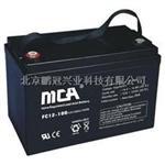 MCA锐牌蓄电池FC12-100 12V100AH/20HR