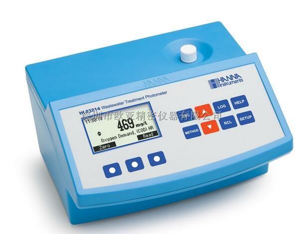 HI83214微电脑化学需氧量(COD)多参数测定仪