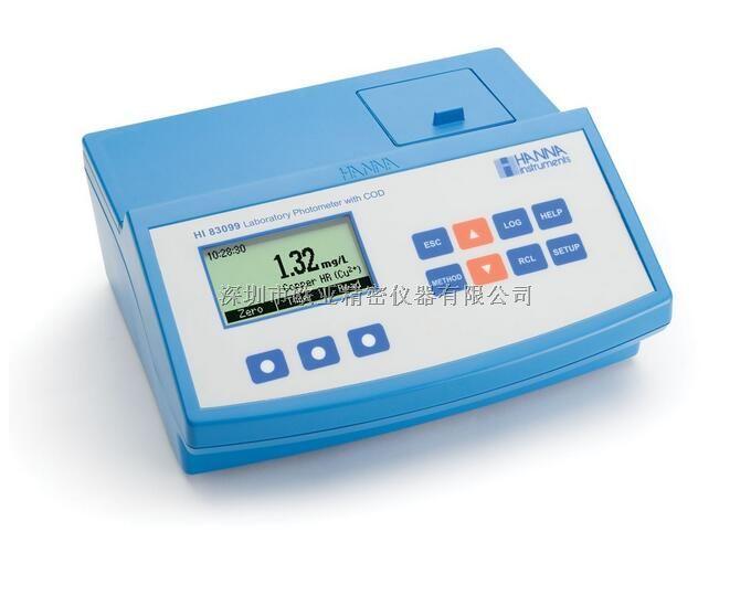 HI83099微电脑化学需氧量(COD)多参数测定仪