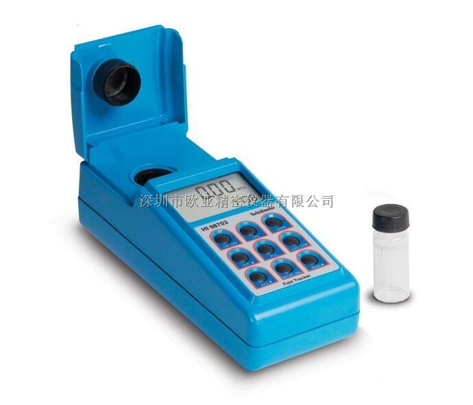 HI98703微电脑多量程浊度(EPA标准)测定仪