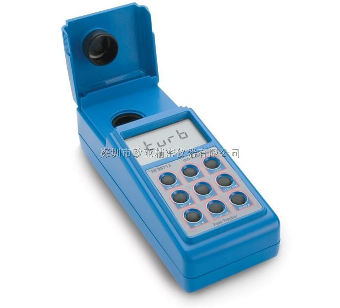 HI98713微电脑多量程浊度(ISO标准)测定仪