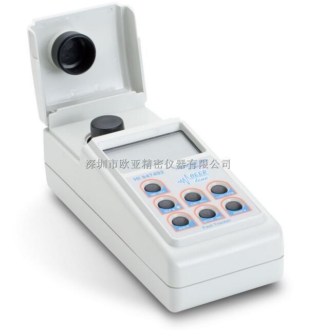 HI847492微电脑啤酒浊度(ASBC标准)测定仪