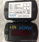 KRACHT指示器插装式德国克拉克