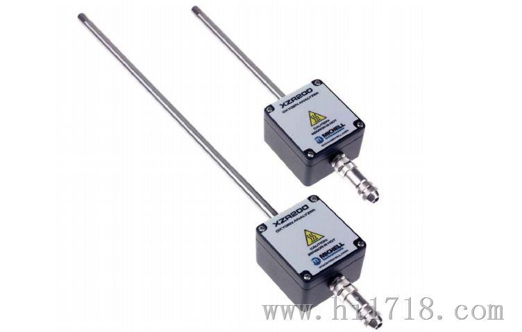 在线氧气传感器XZR-200氧分析仪