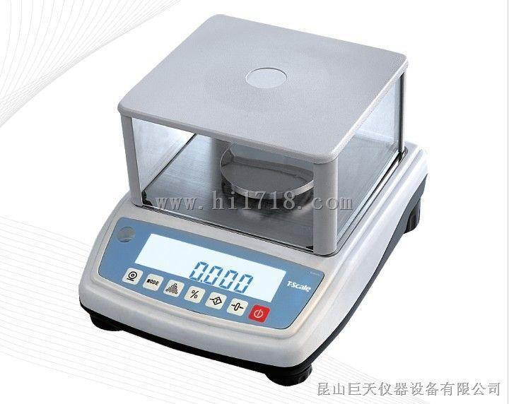 惠而邦JSC-NHB-6000电子精密天平,台衡精密测控6000g/0.1g电子天平