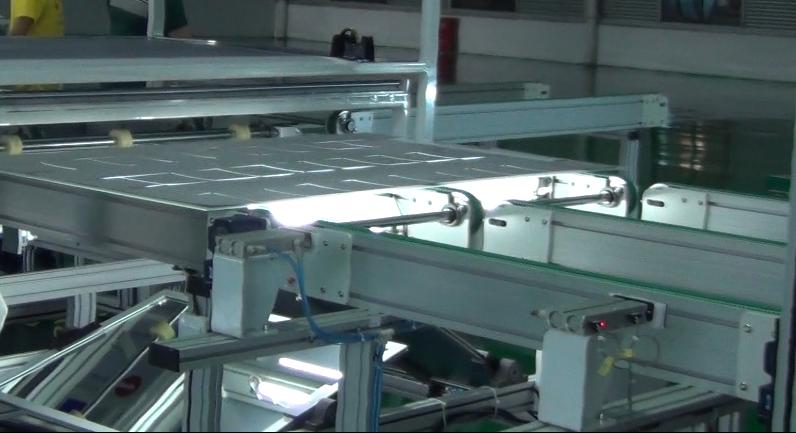 太阳能组件生产线|光伏生产线设备|全自动电池组件线