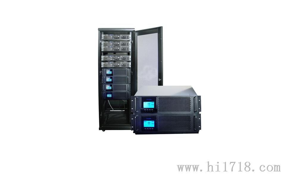 高频在线机架式UPS电源TP11R系列