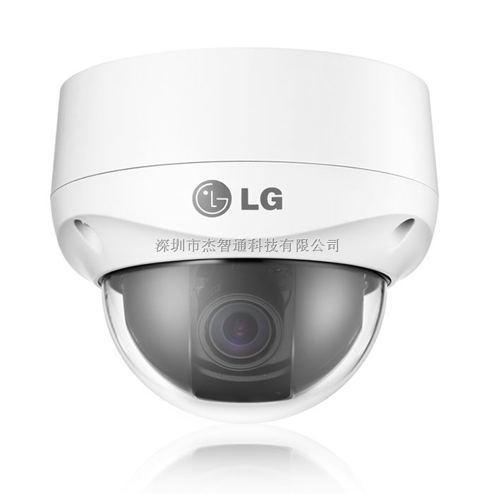LG摄像机石家庄市总代理 LG 650线模拟半球摄像机 LCV5500-BP