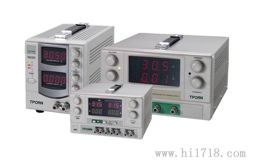 直流稳压稳流电源TP-WYK系列