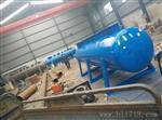 暖通分集水器,整体式集分水器