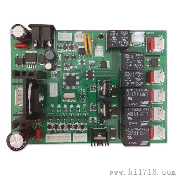 印刷线路板 福建微龙电子科技有限公司 > 智能洗头床电路板设计 多