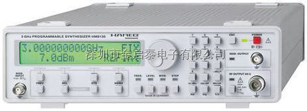 特价处理(仅壹台)德国R.S品牌下的HM8135原装3GHZ标准信号发生器