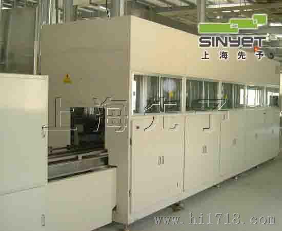 推荐上海多功能全自动通过式高压喷淋清洗机
