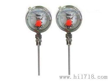 耐震电接点双金属温度计_WSSX-511N耐震双金属温度计
