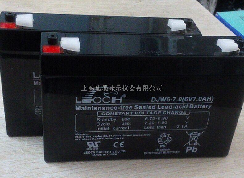 6v7ah儿童电动车电瓶,免维护铅酸电池6v7ah价格