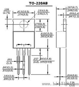 肖特基二极管及整流器MBR20150CT_厂家直销