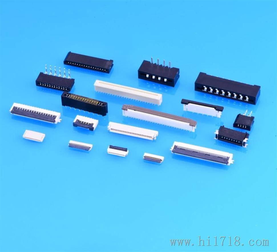 FPC Connectors,厂家专业批发生产fpc连接器