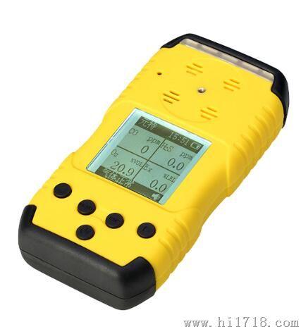 四合一有害气体检测仪_便携式四合一有害气体检测仪