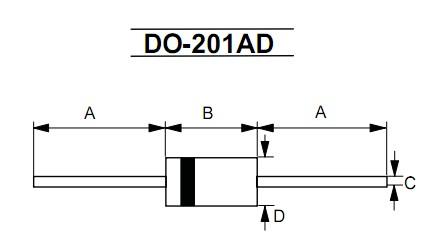 显示器专用二极管_sb540系列