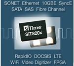SiT820X可編程振蕩器系列,可替換石英振蕩器