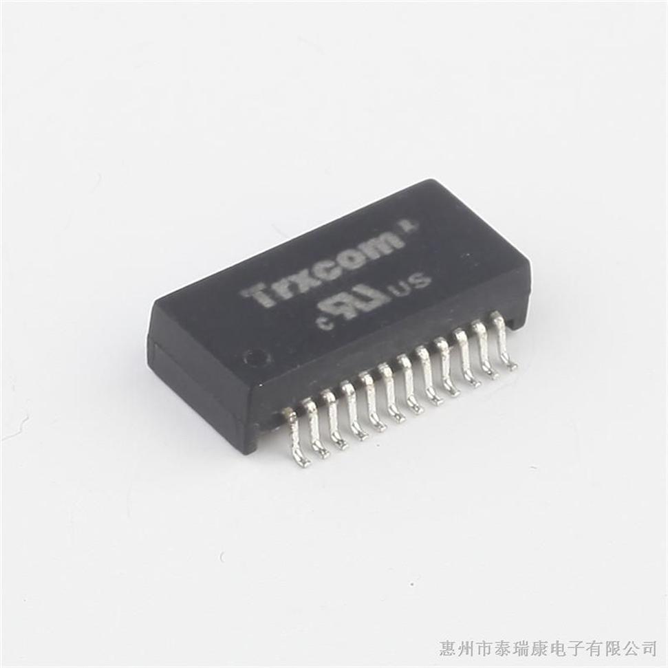 供应超薄网络变压器trc41604nltrxcom泰瑞康公司生产的