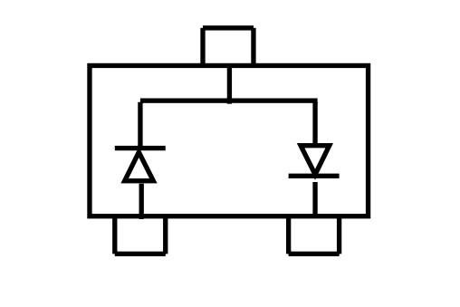 【开关二极管工作原理】   半导体二极管导通时相当于开关闭合(电路