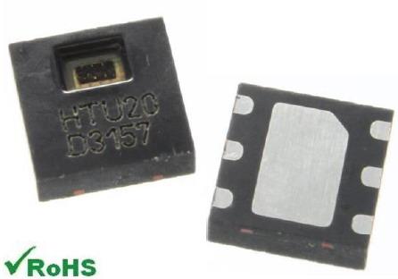 无线温湿度模块 _温湿度数字输出HTU20D—法国Humirel