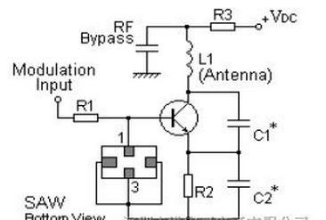 声表滤波器/谐振器专业生产厂家