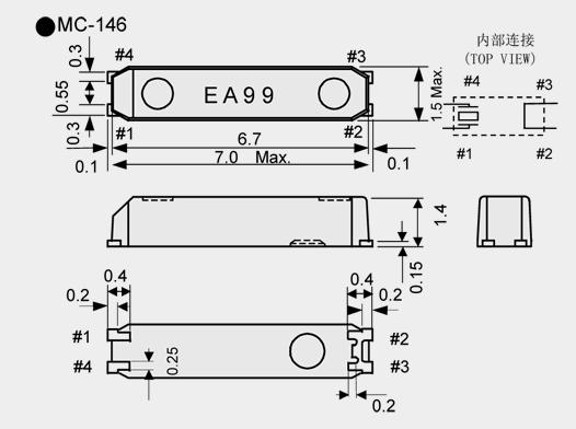 mc146晶振_32.768mhz系列