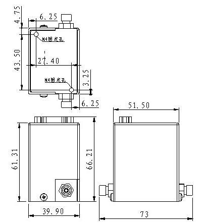 空气质量流量控制器
